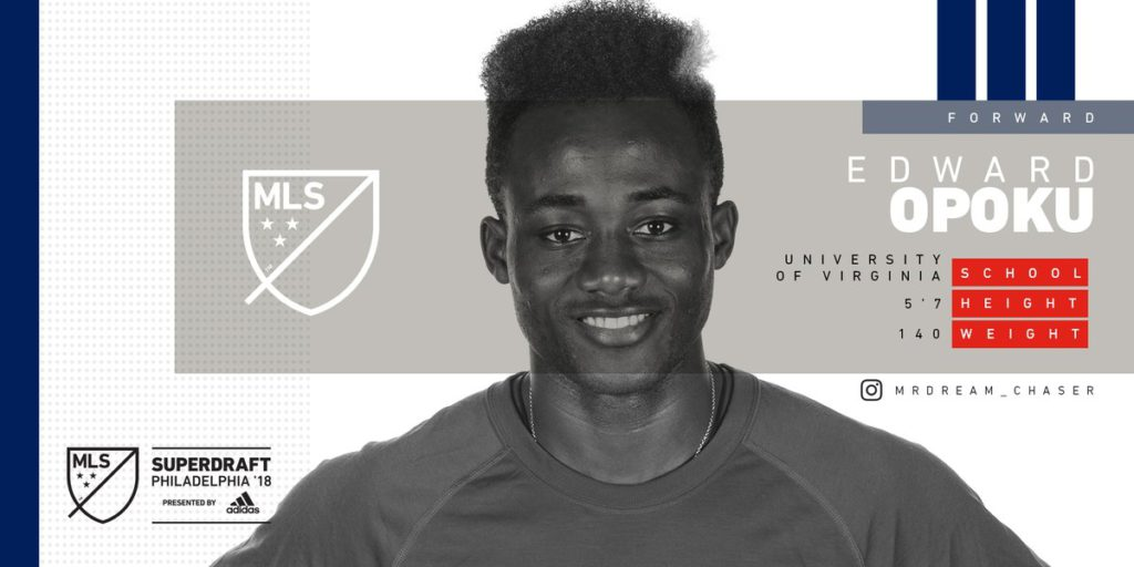 Columbus Crew sign former Right to Dream Academy striker Edward Opoku