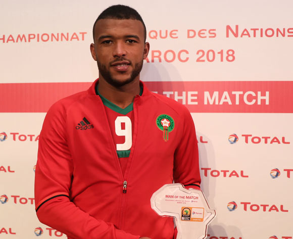 CHAN 2018: Morocco's El Kaabi hits treble to rout Guinea