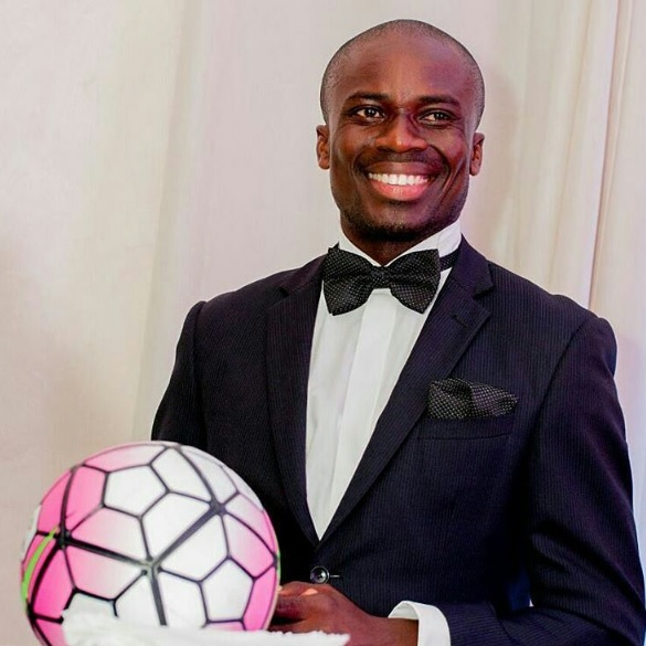Celebrated Ghanaian sports journalist Ernest Koranteng bids goodbye to the practice after 15 years