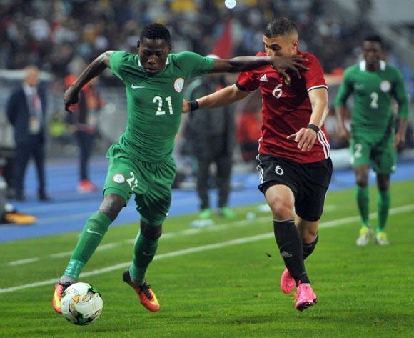 CHAN 2018 Match Report: Faleye fires Nigeria past stubborn