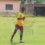 Former Heart of Lions midfielder Joseph Baffour Gyawu ready to sign for Inter Allies