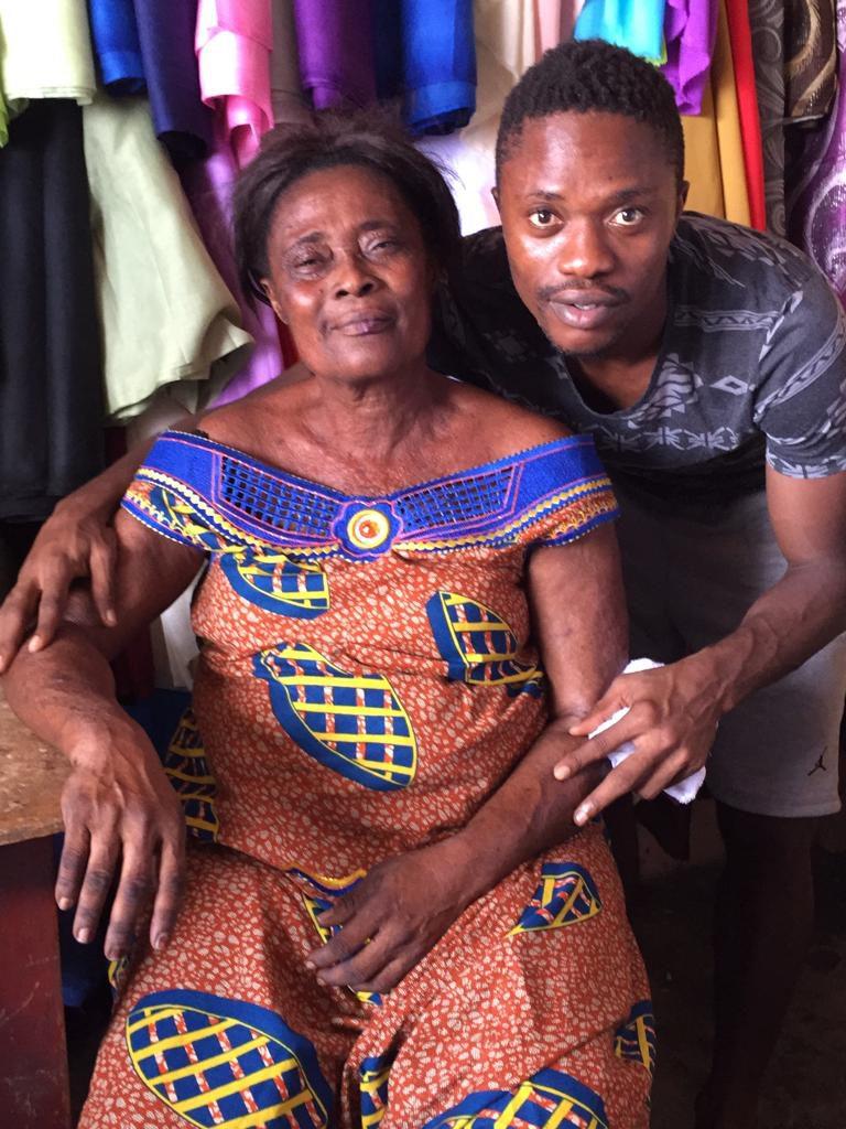 SAD NEWS: Former Ghana U20 star Asiedu Attobrah loses mum