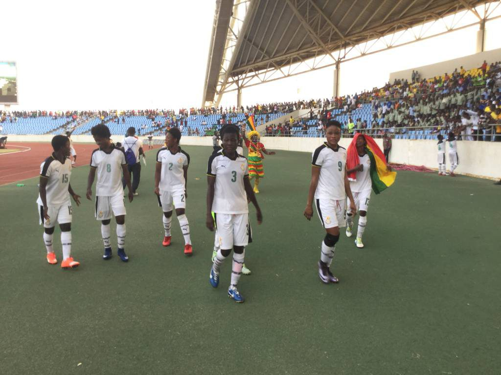 FIFA U20 Women's World Cup: Government commends Black Princesses for World Cup qualification feat