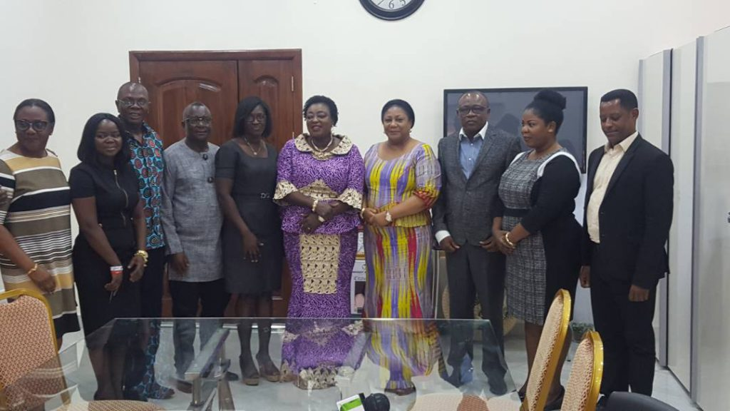 Ghana's First Lady Rebecca Akufo-Addo throws weight behind hosting 2018 Women African Cup of Nations, urges Black Queens to lift trophy