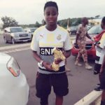 Priscilla Adubea named People's Celebrity Awards Best Sports Woman