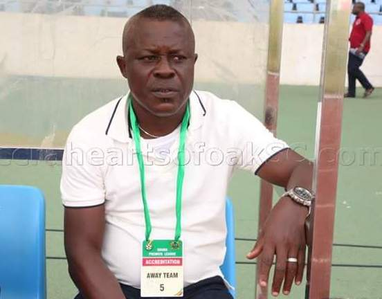 Karela United coach Johnson Smith laments \'\'Ghanaian referees haven't changed\'\'