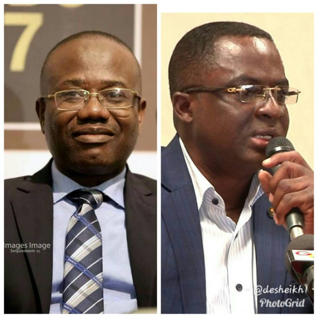 GFA President Nyantakyi sets the records straight – 'GOC does not control the GFA'