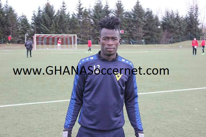 Eric Kwakwa delighted to make Medeama return after successful loan spell in Iceland