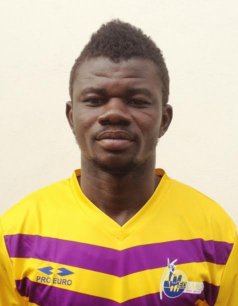 Star midfielder Kwasi Donsu expects improved campaign with Medeama