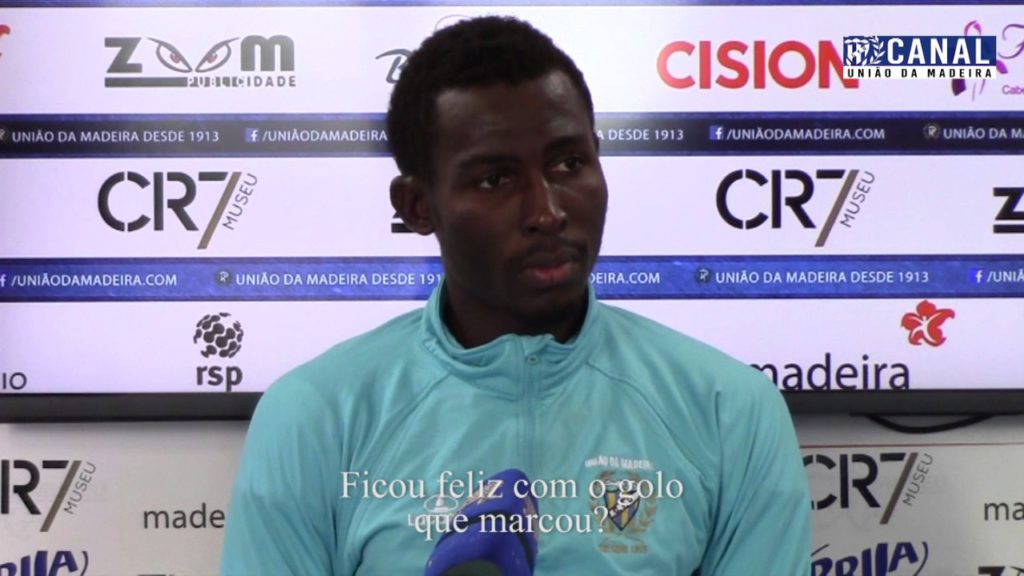 Ghanaian striker Kwame Nsor scores debut goal for Academico Viseu in Portuguese second-tier
