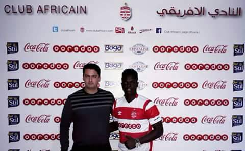 Asante Kotoko target Emmanuel Ocran signs six-month deal with Tunisian giants Club Africain
