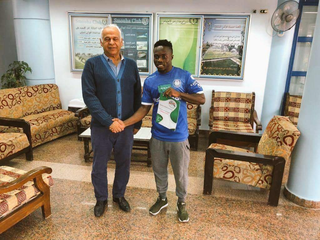 Ex-Bechem United star Augustine Okrah joins Indian side NorthEast United FC