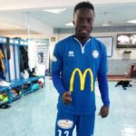 VIDEO: Augustine Okrah scores on FC Smouha debut in Egyptian Premier League