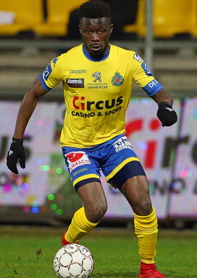 Club Brugge willing to pay € 6 million to acquire Nana Ampomah from Waasland Beveren