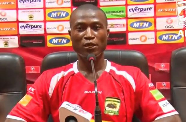 Asante Kotoko deputy coach Akakpo Patron lauds players after victory over Sharks