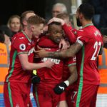 Jordan Ayew goal earns Swansea City a point at Newcastle United