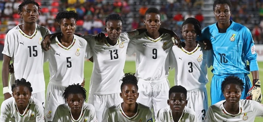 Black Princesses in Pot 3 for 2018 FIFA U20 Women's World Cup draw; officials leave tonight