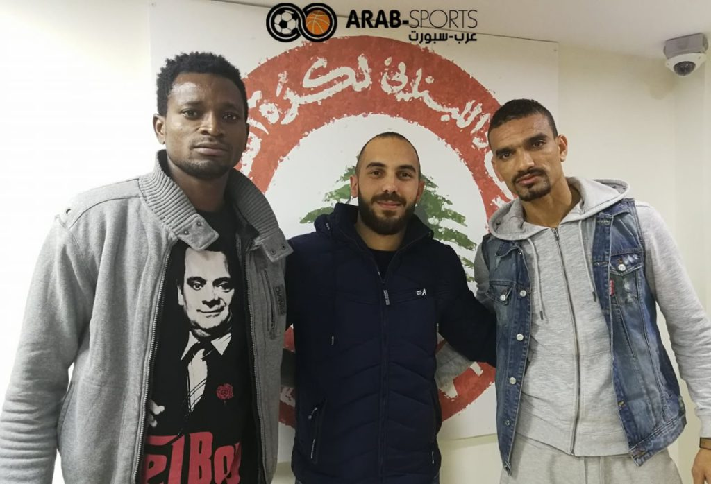 OFFICIAL: Leonard Tawiah completes move to Lebanese side Akhaa Ahly Alay