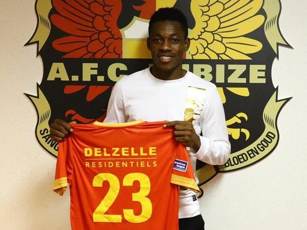 EXCLUSIVE: Manchester City kid Divine Naah joins Belgian second-tier side AFC Tubize on loan