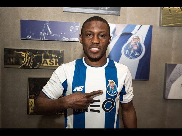 FC Porto names Ghana striker Majeed Waris in Champions League squad