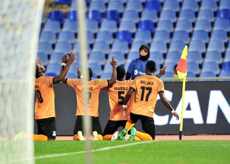 CHAN 2018 Match Report: Zambia get sweet win over rivals Uganda