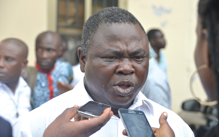 Aduana Stars chief apologises to Ayiah, government over 'corrupt institution' outburst
