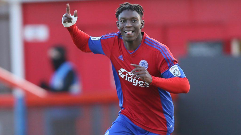 Bernard Mensah joins English lower-tier side Bristol Rovers
