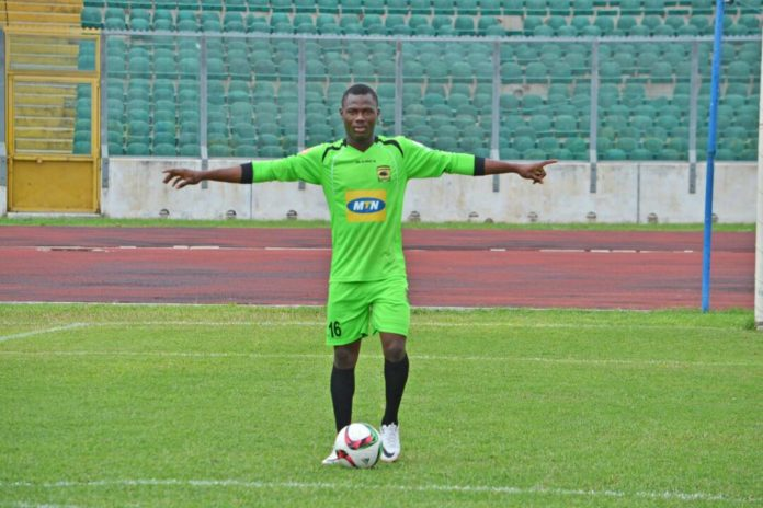 Asante Kotoko debut performance delights goalkeeper Danlad Ibrahim