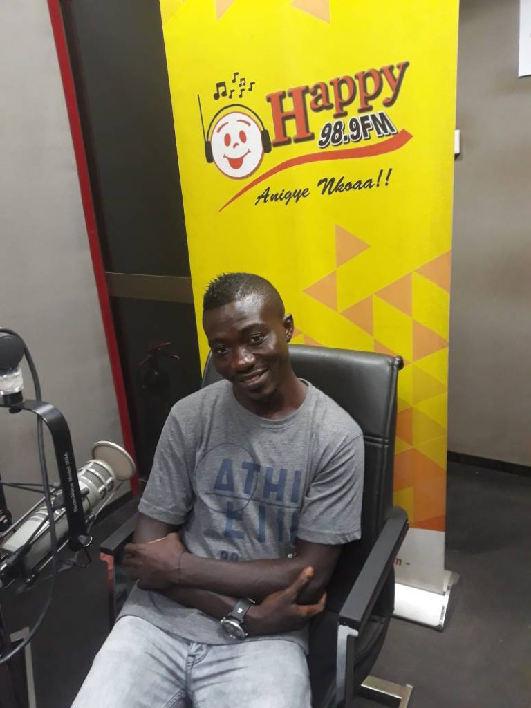 'I've never used 'Juju' before,' says former Hearts of Oak ace Dong Bortey declares