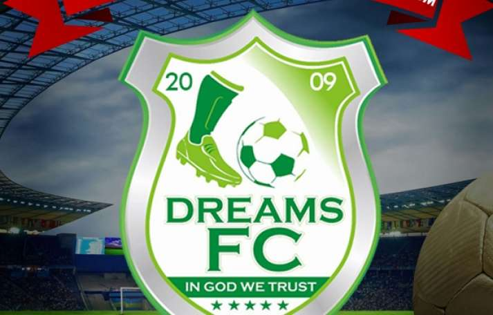 Ghana Premier League: Dreams FC-Aduana Stars match postponed to Monday