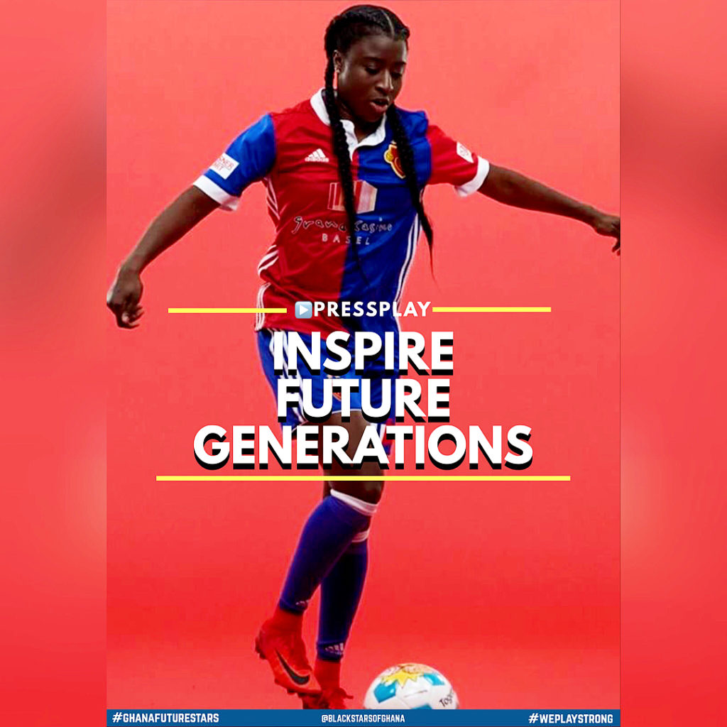 German star Eunice Beckmann selected by UEFA to inspire future generations