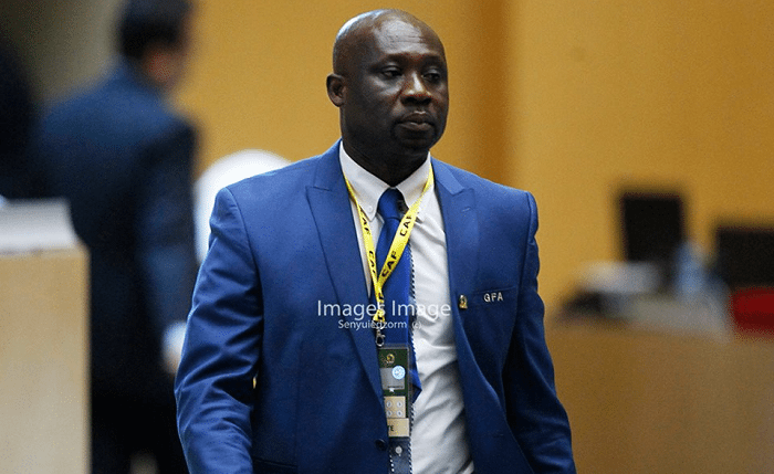 BREAKING NEWS: George Afriyie relieved of his position as GFA Vice President, new VP to be announced soon