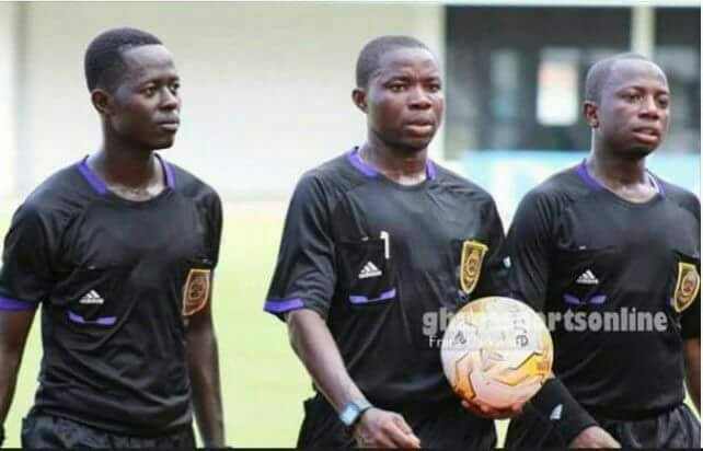 2018 GHALCA G8: Referee Isaka Afful to handle Hearts-Dreams FC final