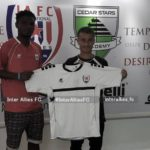 OFFICIAL: Inter Allies complete Samuel David signing from Kaduna United
