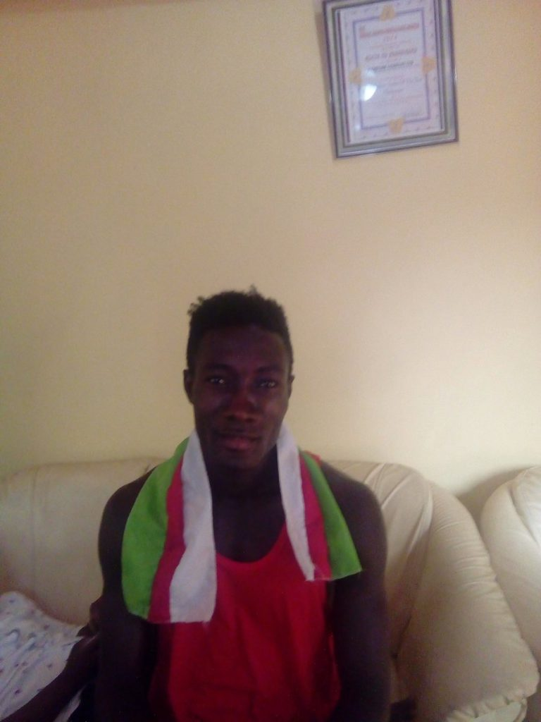 Ghana Premier newcomers Techiman Eleven Wonders confirm capture of Kwayie Simms