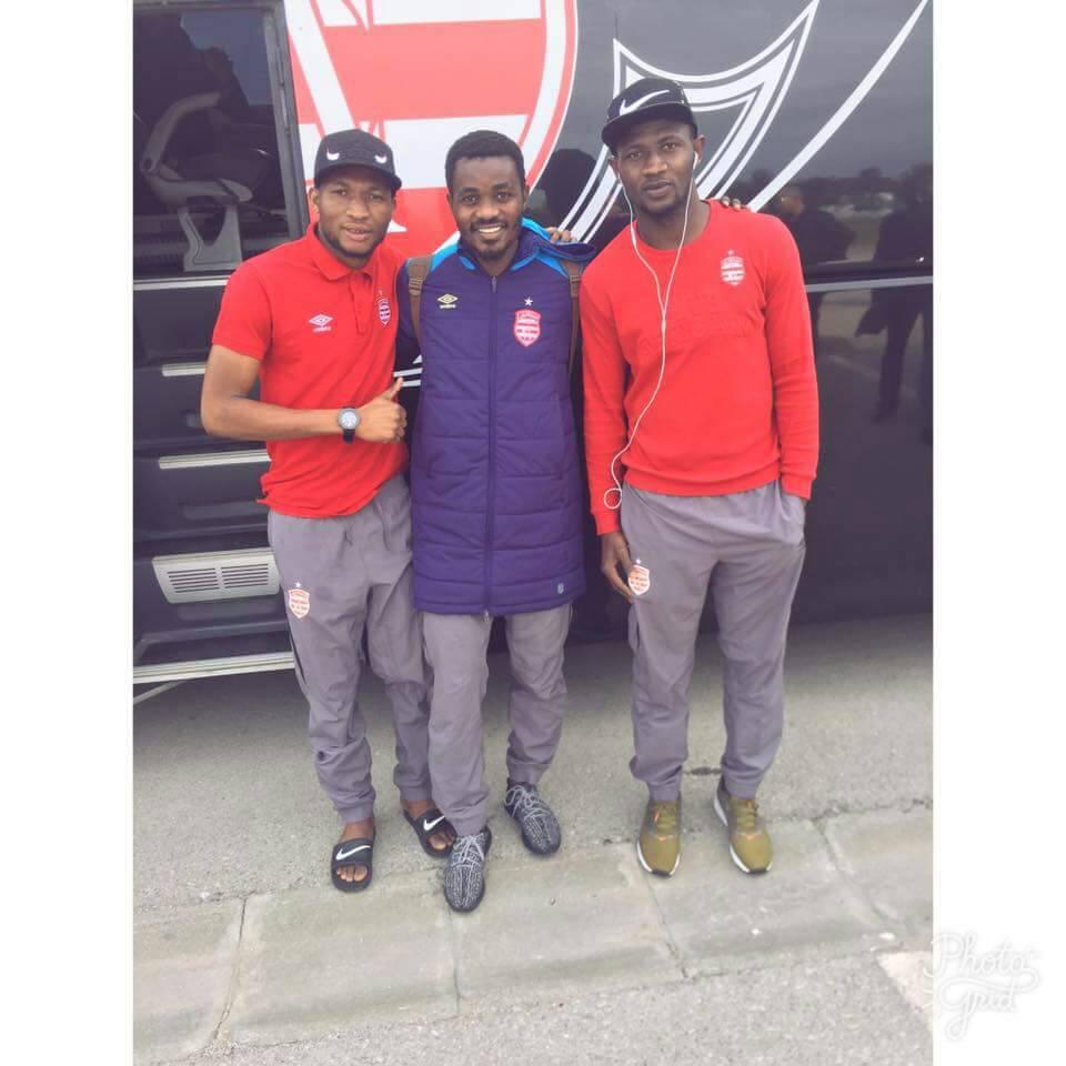 EXCLUSIVE: Ghanaian duo Wahab Hanan and Latif Anabila terminate contracts with Tunisian side Club Africain
