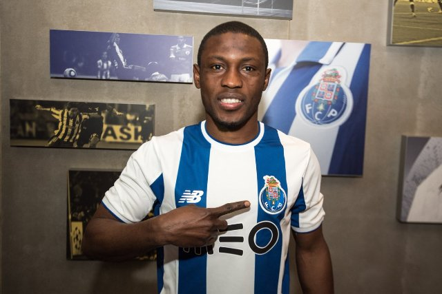 FC Porto striker Majeed Waris on cloud nine after winning first career title