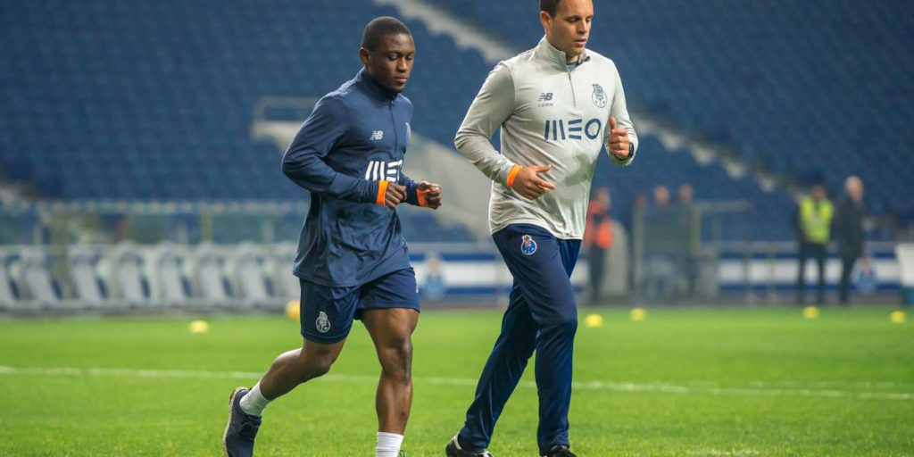 Forward Majeed Waris commences training with FC Porto