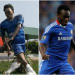 VIDEO: Critics probably have bad eyes - Sculptor of Michael Essien's strange statue