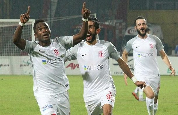 Balıkesirspor forward Mahatma Otoo calm over continuous Black Stars snub