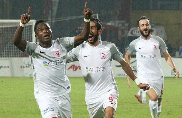 Ghana international Mahatma Otoo praises teammates performance as Balikerspor thump Karabukspor