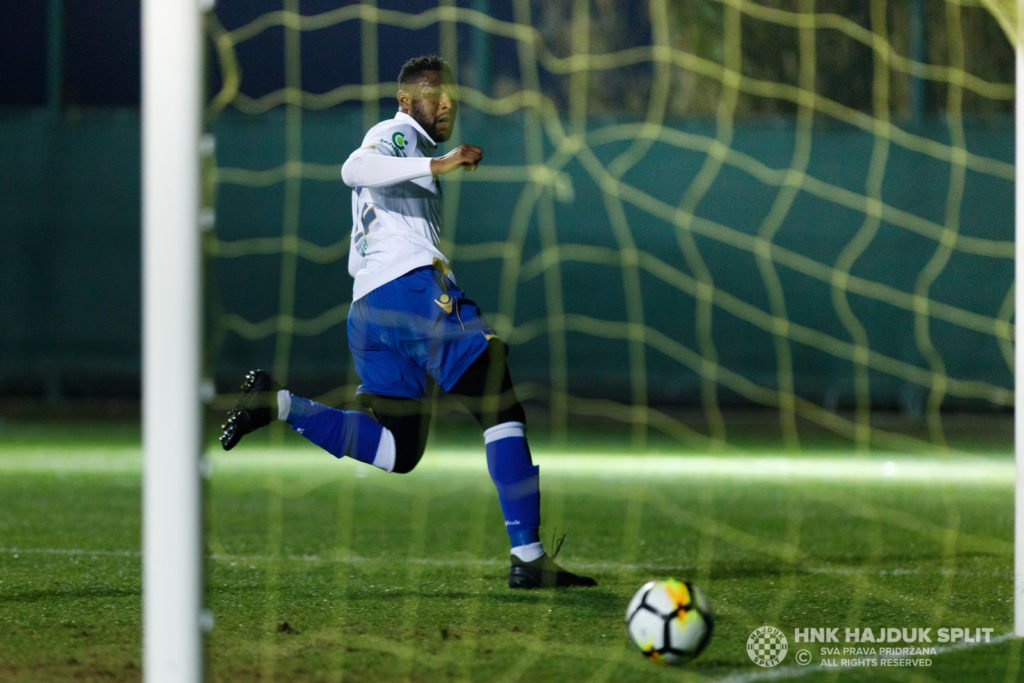 Said Ahmed Said on target as Hajduk Split crush Raphael Dwamena's FC Zurich in friendly