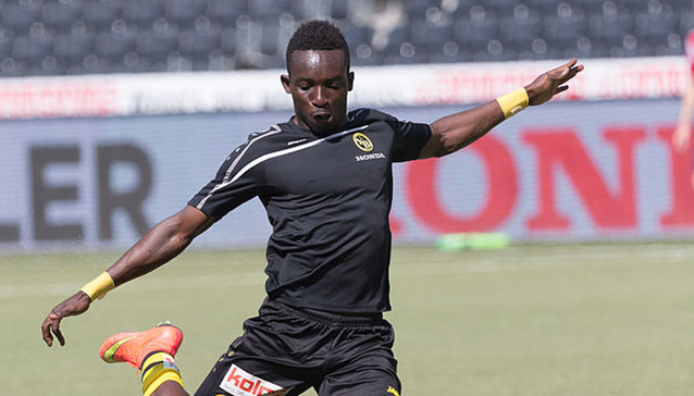 South African side Bidvest Wits eye Samuel Affum swoop