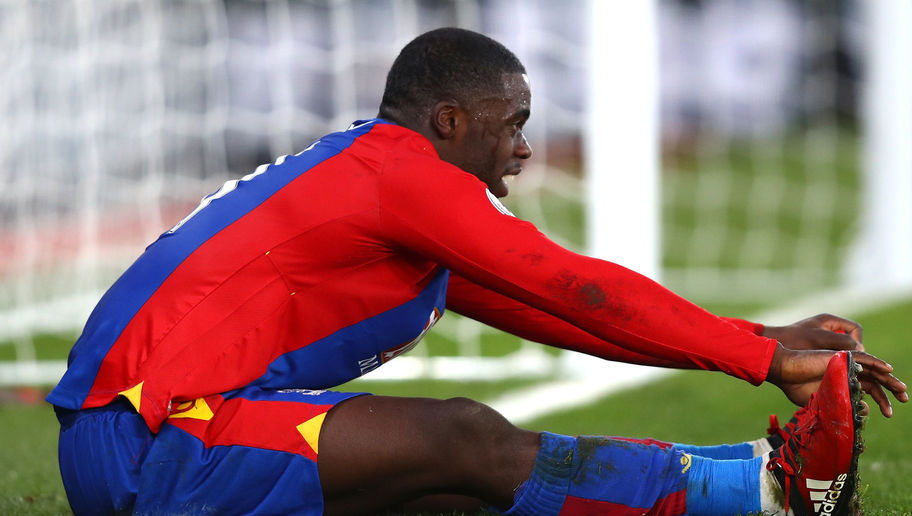Jeffery Schlupp suffers injury blow in Crystal Palace win at Huddlesfield Town