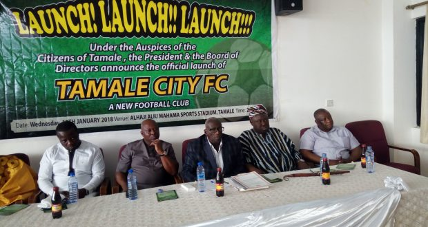 Former BoG Governor acquires Tamale City FC