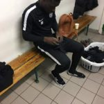 Ex-Hearts of Oak ace Winful Cobbinah gears up for Viborg FF training
