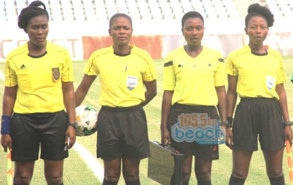 Three Ghanaian female referees to officiate at 2018 Women's WAFU Cup
