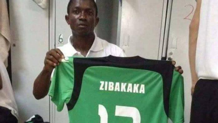 TRAGEDY: Angolan footballer dies during training