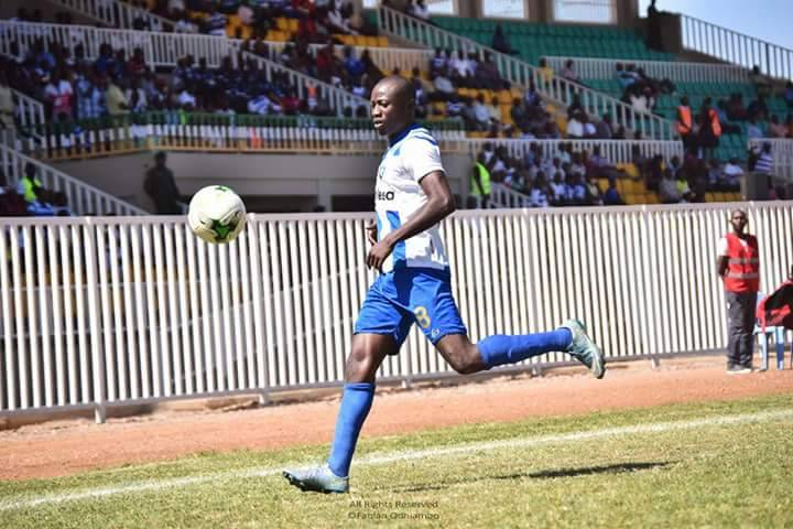 EXCLUSIVE: AFC Leopards striker Prince Arkoh sidelined for SIX months after rupturing anterior cruciate ligaments