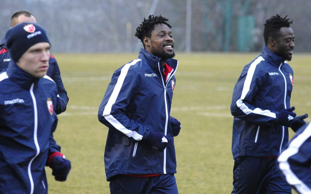 UEFA Europa League: Agent confirms fit-again Richmond Boakye will miss Red Star Belgrade clash against CSKA Moscow